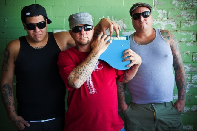 Photo of Sublime with Rome, Cypress Hill, and Pepper