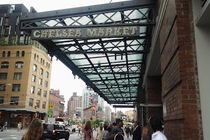 Chelsea Market - Market in New York.