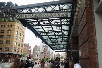Chelsea Market - Market in New York.