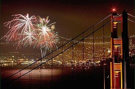 4th of July 2016 in San Francisco
