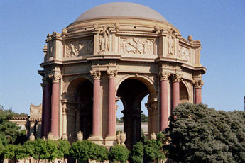 Palace of Fine Arts Theatre - Theater in San Francisco.
