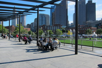 North End - Outdoor Activity | Shopping Area in Boston.