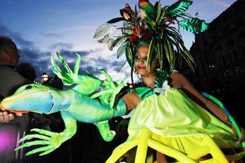 Thames Festival - Arts Festival | Concert | Dance Performance | Fair / Carnival | Street Fair in London.