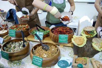 Real Food Festival in London