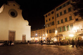 Piazza Santo Spirito - Landmark | Outdoor Activity | Park | Square in Florence.