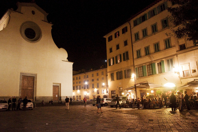 Photo of Piazza Santo Spirito