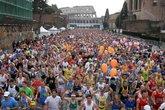 Rome Marathon - Running in Rome.