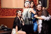The 2014 Great Gatsby Party - Costume Party in Los Angeles.