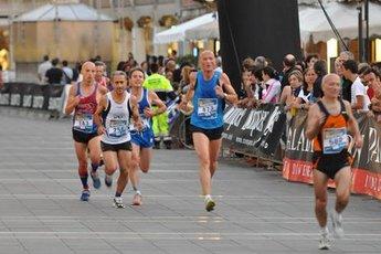 Venice Marathon - Running in Venice.
