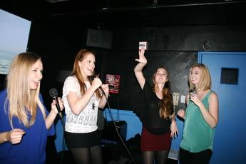 Pandora Karaoke & Bar in San Francisco