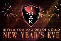 New Year's Eve at 1Oak - Holiday Event | Party in New York.