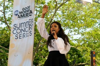 Good Morning America Summer Concert Series - Concert in New York.