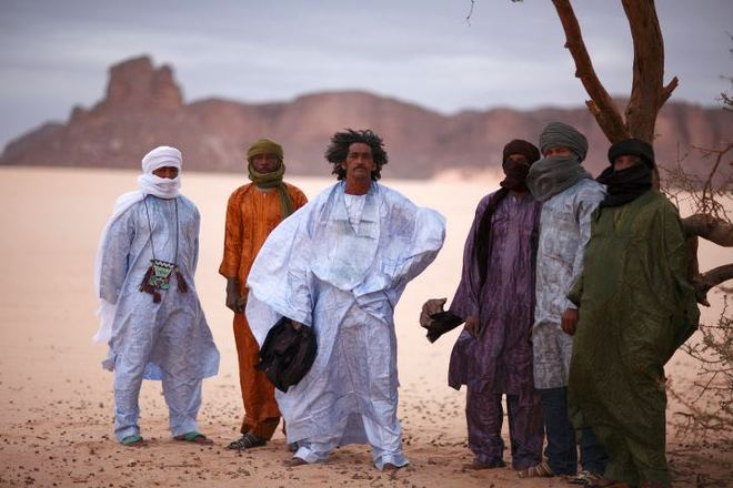 Photo of Tinariwen