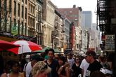 SoHo - Outdoor Activity | Shopping Area in New York.