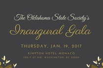 Oklahoma State Society Inaugural Gala 2017 - Party | Food & Drink Event in Washington, DC.