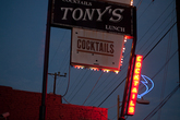 Tony's Saloon - Dive Bar in LA