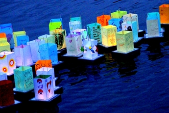 Japanese Peace Lantern Ceremony - Special Event | Festival | Outdoor Event in San Francisco.