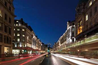 Oxford Street and Regent Street - Outdoor Activity | Shopping Area in London.