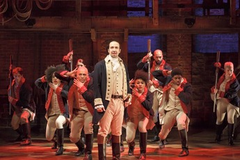 Hamilton - Musical | Show in Chicago.