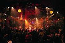Le Cabaret Sauvage - Theater in Paris.