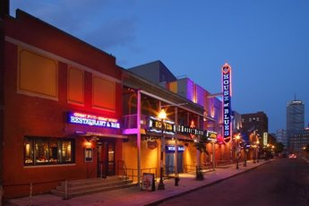 House of Blues Boston - Concert Venue | Music Venue in Boston.