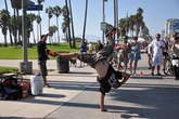 Venice Boardwalk - Beach | Culture | Outdoor Activity | Shopping Area in LA