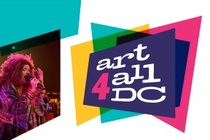 Art4All DC - Arts Festival in Washington, DC.