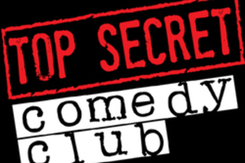 Top Secret Comedy Club - Comedy Club in London.
