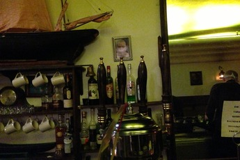 William Barnacle Tavern - Bar | Speakeasy | Absinthe Bar | Irish Pub in New York.