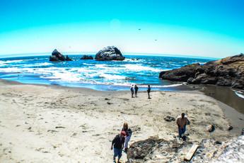 Ocean Beach The Sunset San Francisco Party Earth