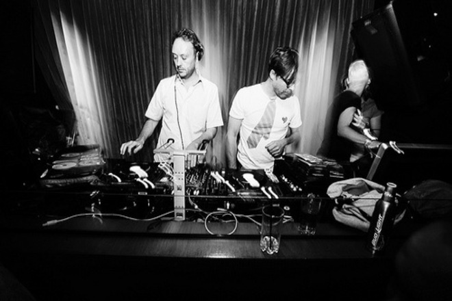 Photo of Basement Jaxx