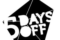 5 Days Off Electronic Music & Arts Festival - Music Festival in Amsterdam.