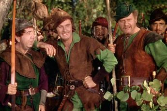 The Adventures of Robin Hood - Movies in New York.