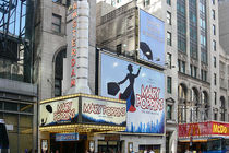New Amsterdam Theatre - Theater in New York.