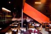Street - Bar   Restaurant in Los Angeles.