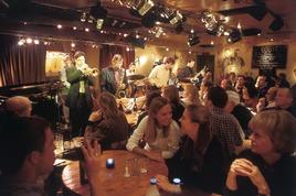 606 Club - Jazz Club   Live Music Venue in London.