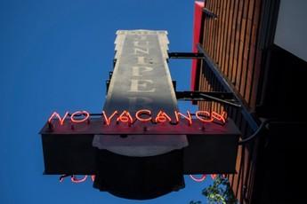 No Vacancy - Lounge   Bar in Los Angeles.
