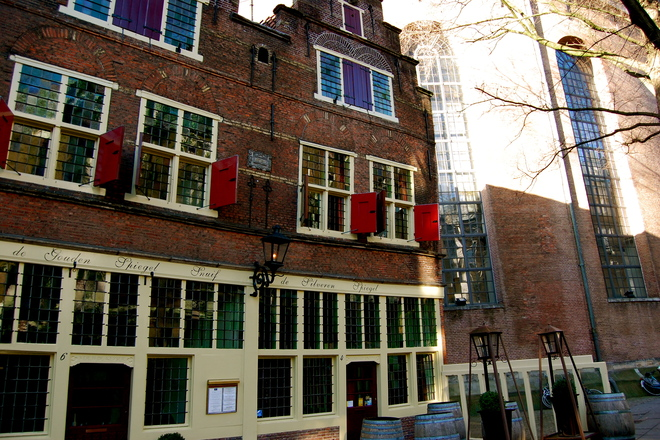 Photo of Nieuwe Zijds, Amsterdam