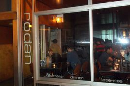 Rodan - Fusion Restaurant | Lounge | Restaurant in Chicago.