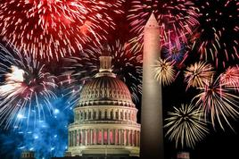 4th of July 2017 in Washington, DC