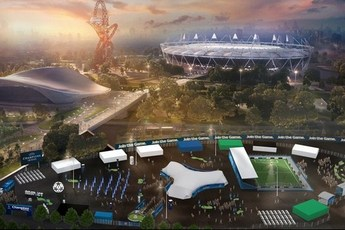 2013 UEFA Champions Festival - Festival | Soccer | Sports in London.