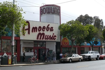Amoeba Music (Berkeley, CA) - Live Music Venue | Record Store in San Francisco.