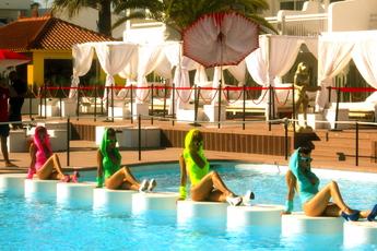 Ushuaïa - Club   Hotel in Ibiza.