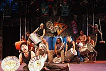 Stomp - Dance Performance | Live Music | Performing Arts | Show in New York.