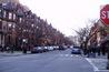 Newbury Street - Outdoor Activity   Shopping Area in Boston.