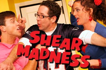 Shear Madness - Play in Washington, DC.