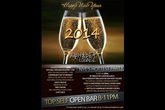 Alphabet Lounge New Year's Eve 2014 - Party | Holiday Event in New York.