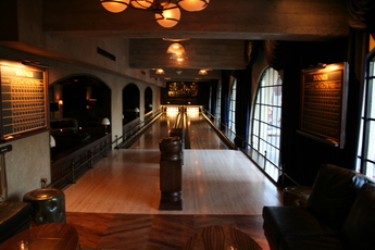 The Spare Room - Bar | Bowling Alley | Lounge in Los Angeles.