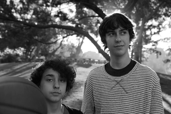 Photo of Nat &amp; Alex Wolff