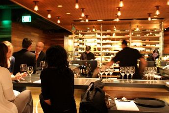 Press Club - Lounge | Wine Bar in San Francisco.